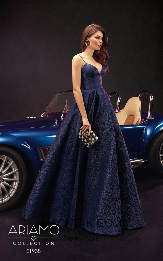 Ariamo E1938 Front Dress