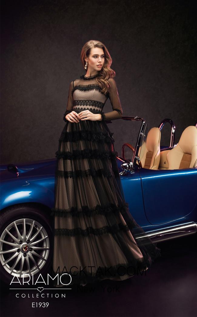 Ariamo E1939 Front Dress