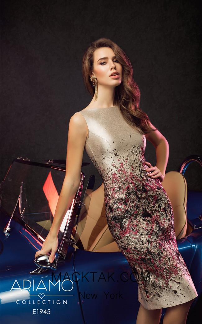 Ariamo E1945 Front Dress