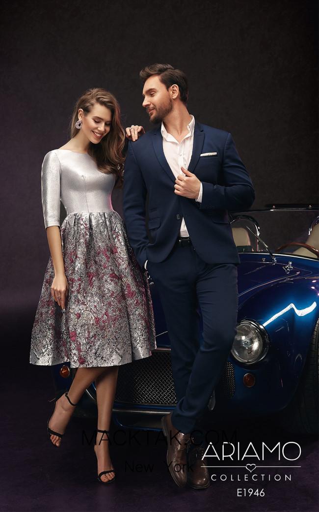 Ariamo E1946 Front Dress