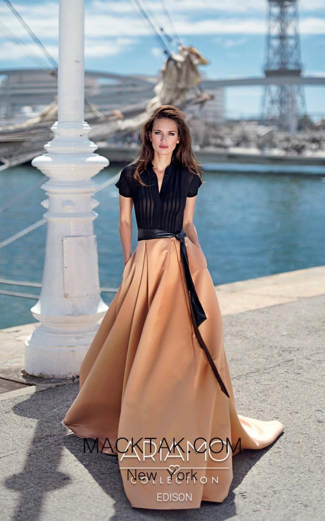 Ariamo Edison1 Front Dress
