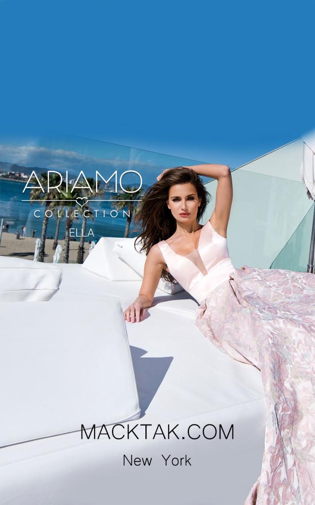 Ariamo Ella1 Front Dress