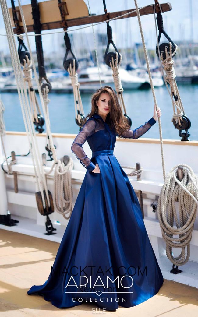 Ariamo Elle1 Front Dress