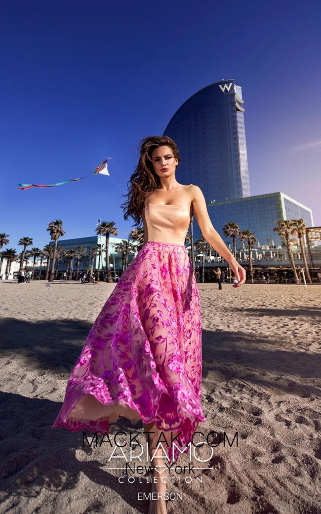 Ariamo Emerson1 Front Dress