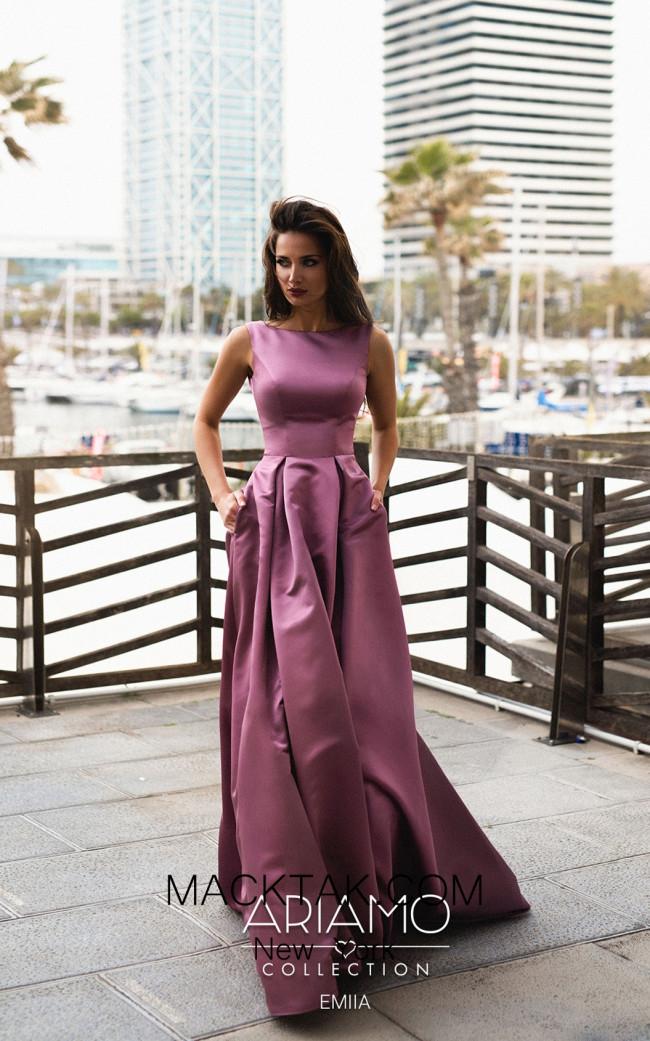 Ariamo Emiia Front Dress