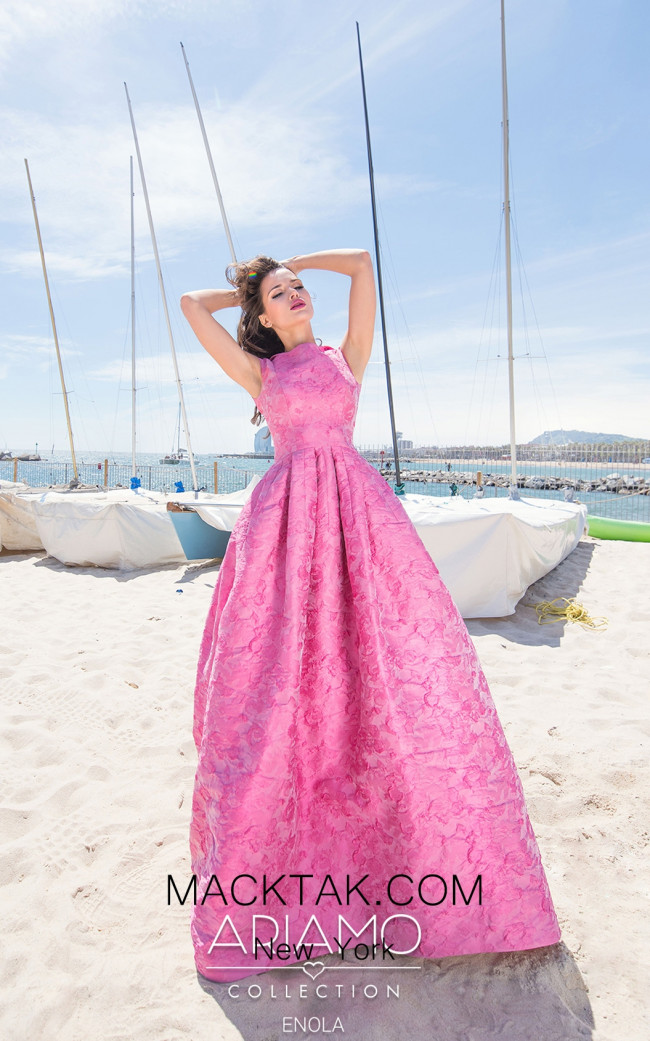 Ariamo Enola Front Dress