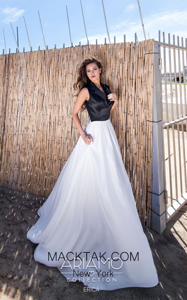 Ariamo Erica1 Front Dress