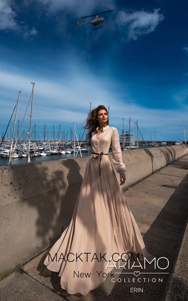Ariamo Erin Front Dress