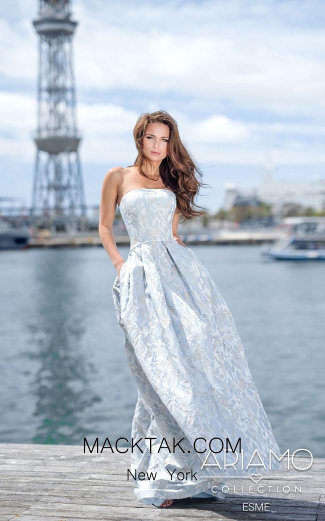 Ariamo Esme3 Front Dress