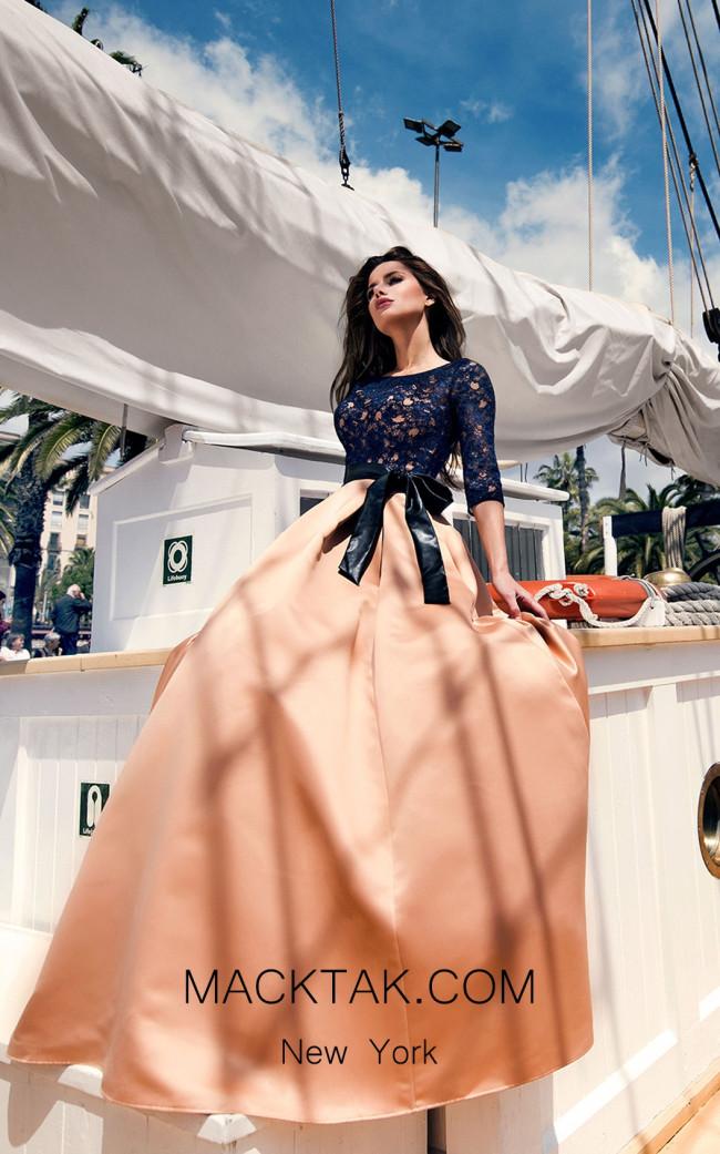 Ariamo Esther1 Front Dress