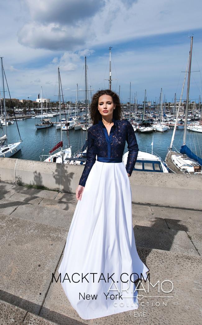 Ariamo Evie2 Front Dress
