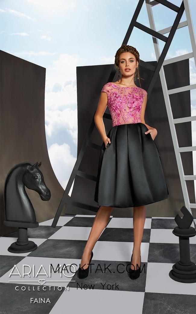Ariamo Faina Front Dress
