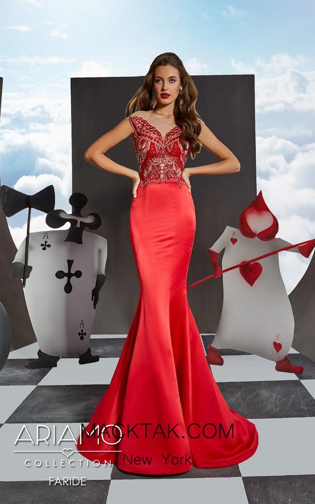 Ariamo Faride Front Dress