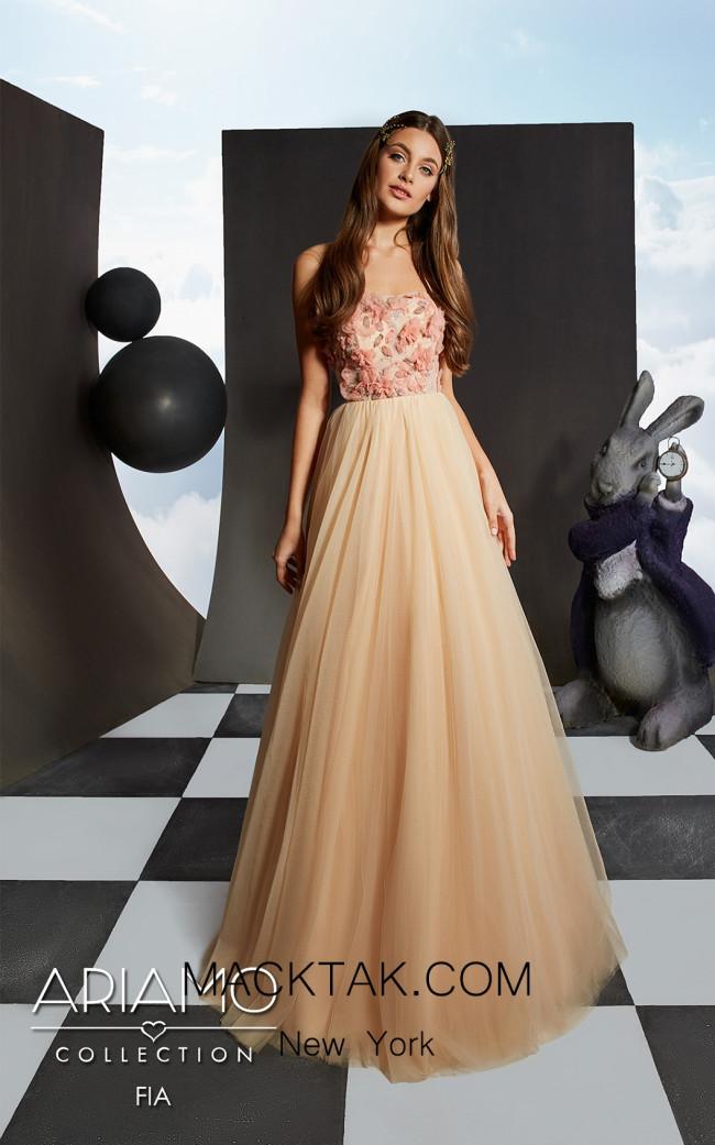 Ariamo Fia Front Dress