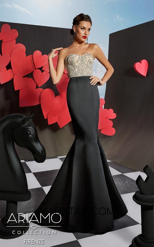 Ariamo Firenze Front Dress