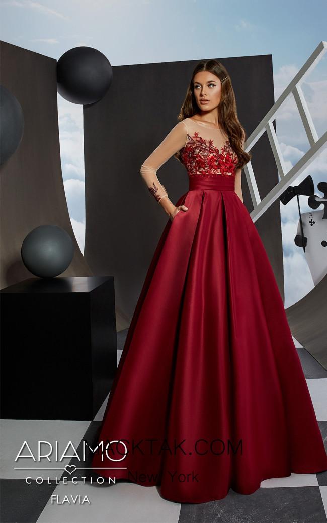 Ariamo Flavia Front Dress