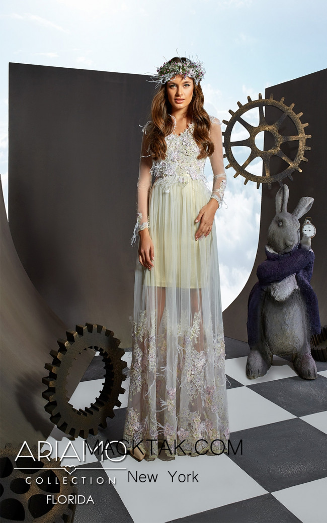 Tesoro_Florida cape_Front_Dress