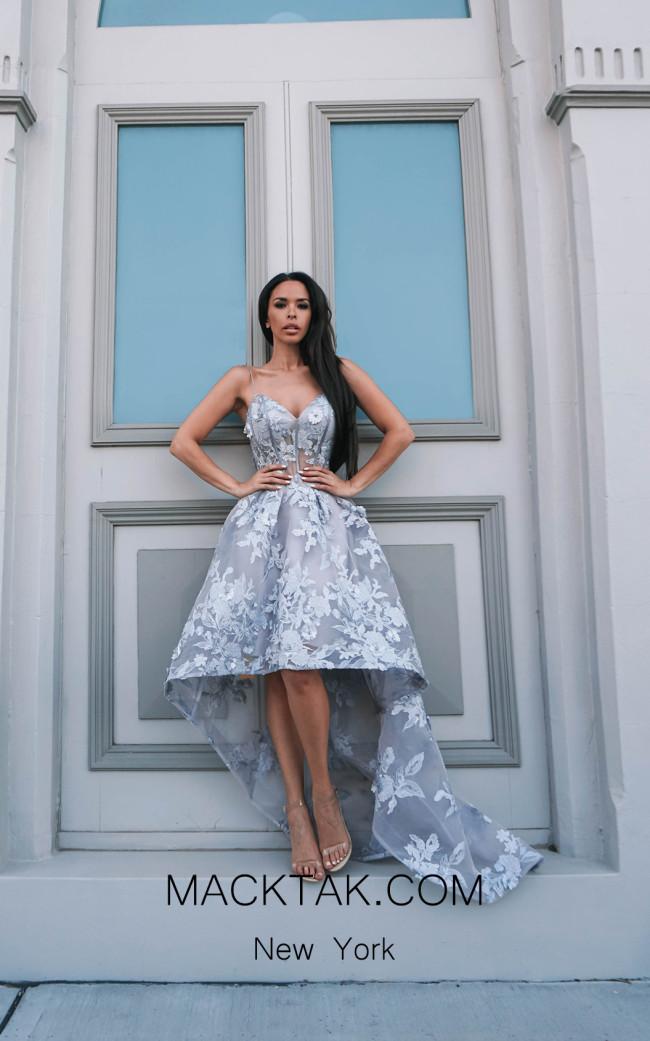 Tina Holly TA814 Icy Front Dress
