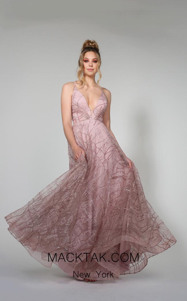 Tina Holly TW002 Tea Rose Front Dress