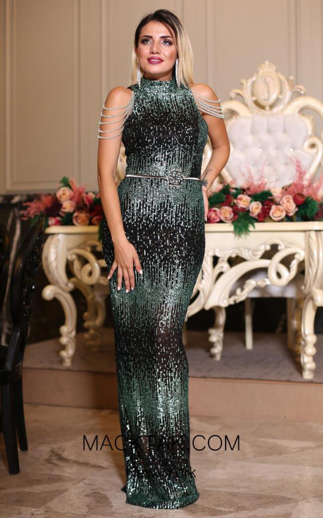 TK DA024 Evening Dress2