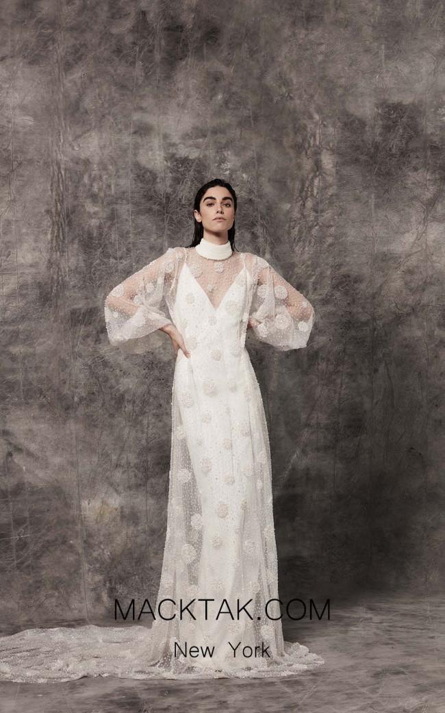 Victoria Abie Front Dress