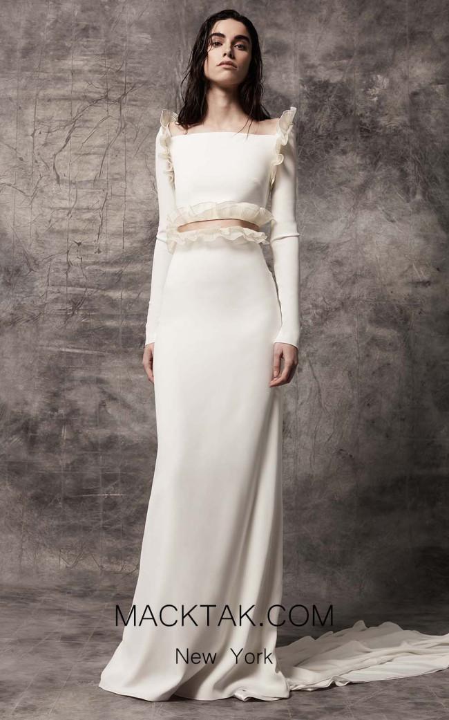 Victoria Alissa Front Dress
