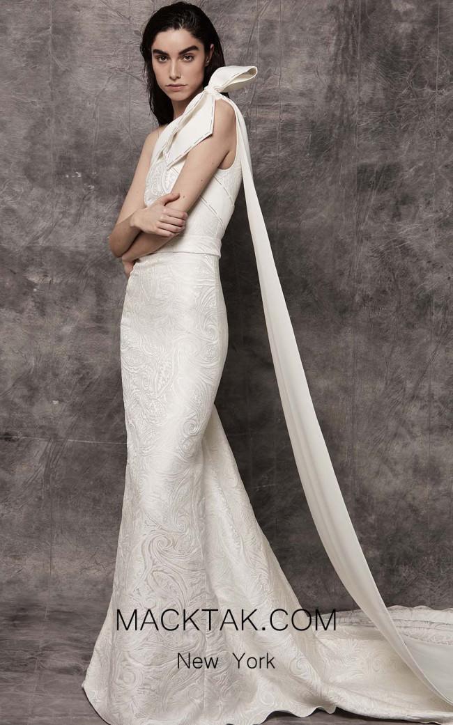Victoria Alix Front Dress