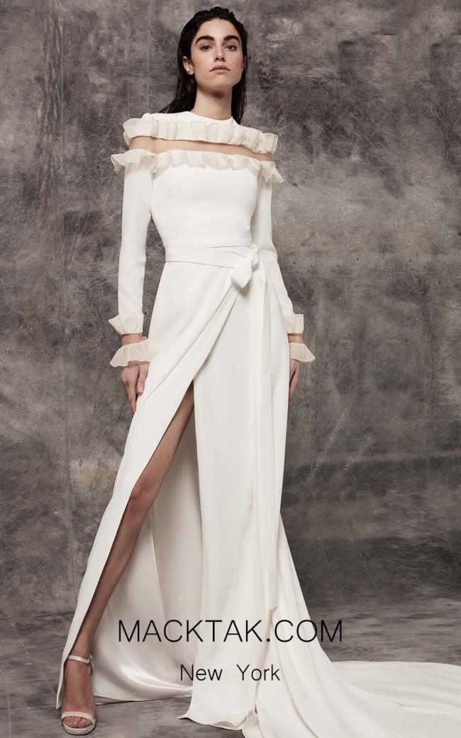 Victoria Antonella Front Dress
