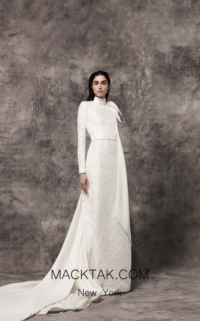 Victoria Ariadna Front Dress