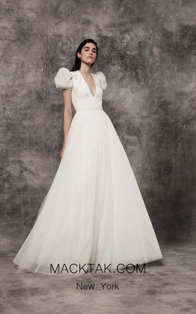 Victoria Ayla Front Dress