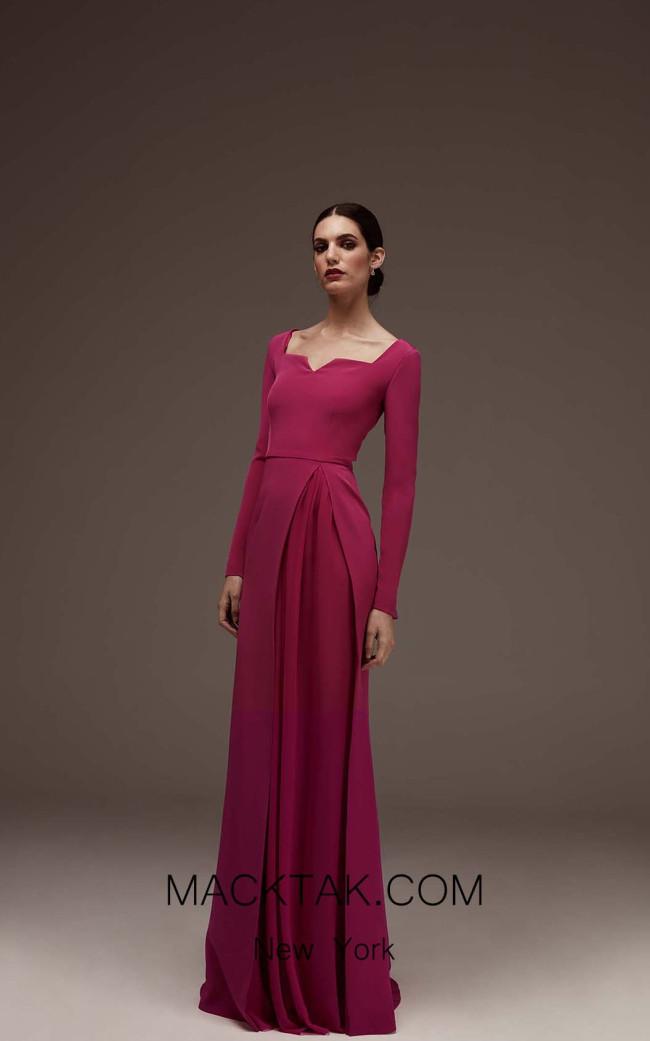 Victoria Elisa Front Dress