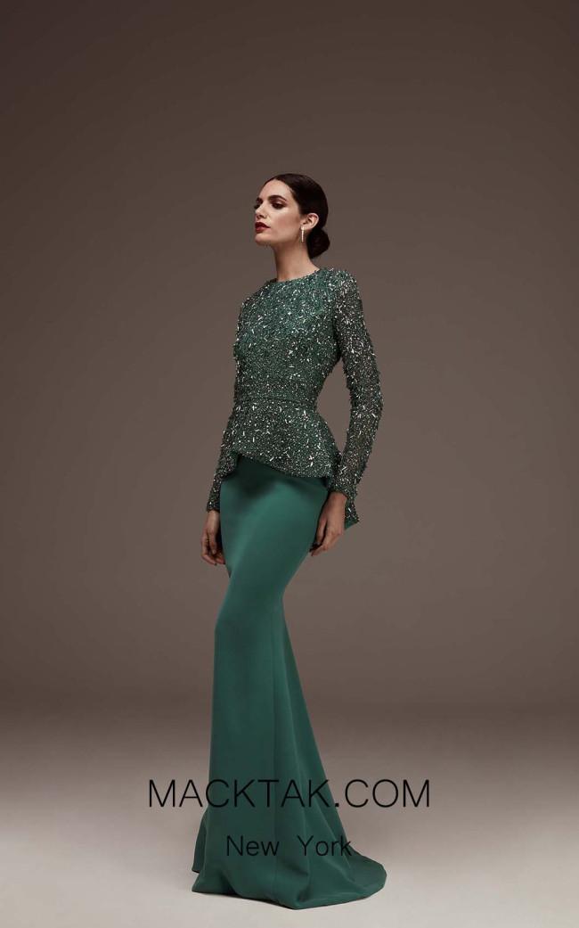 Victoria Estrella Front Dress