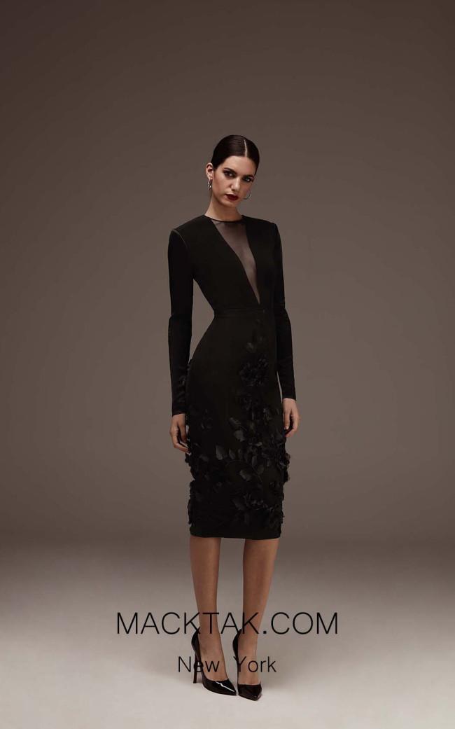 Victoria Fleur Front Dress