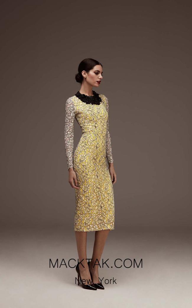 Victoria Flora Front Dress