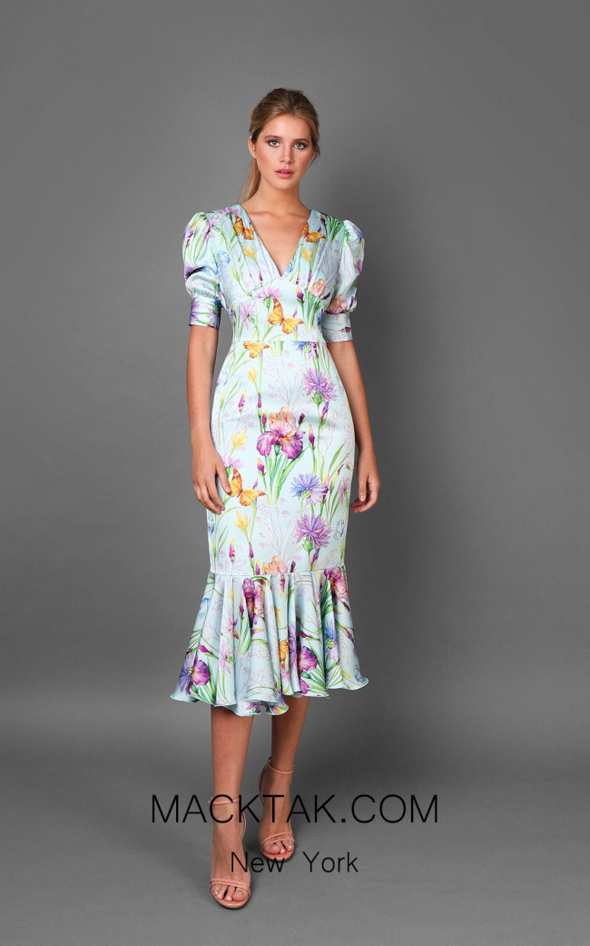Victoria Galla Front Dress