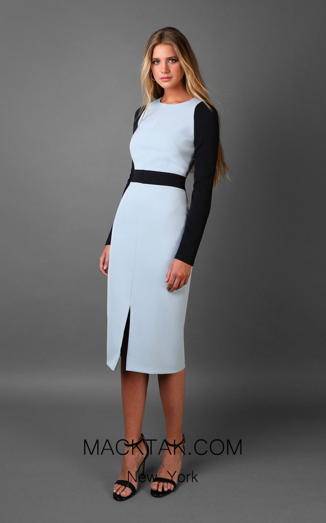 Victoria Gaya Front Dress