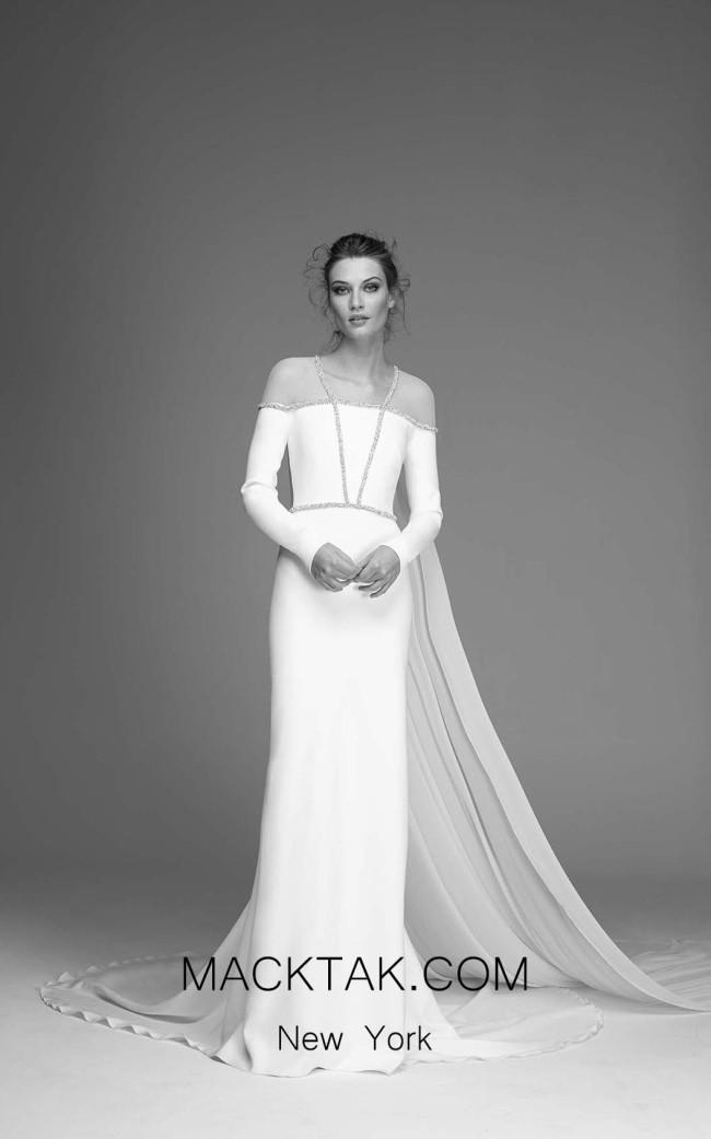 Victoria Ilva Front Dress