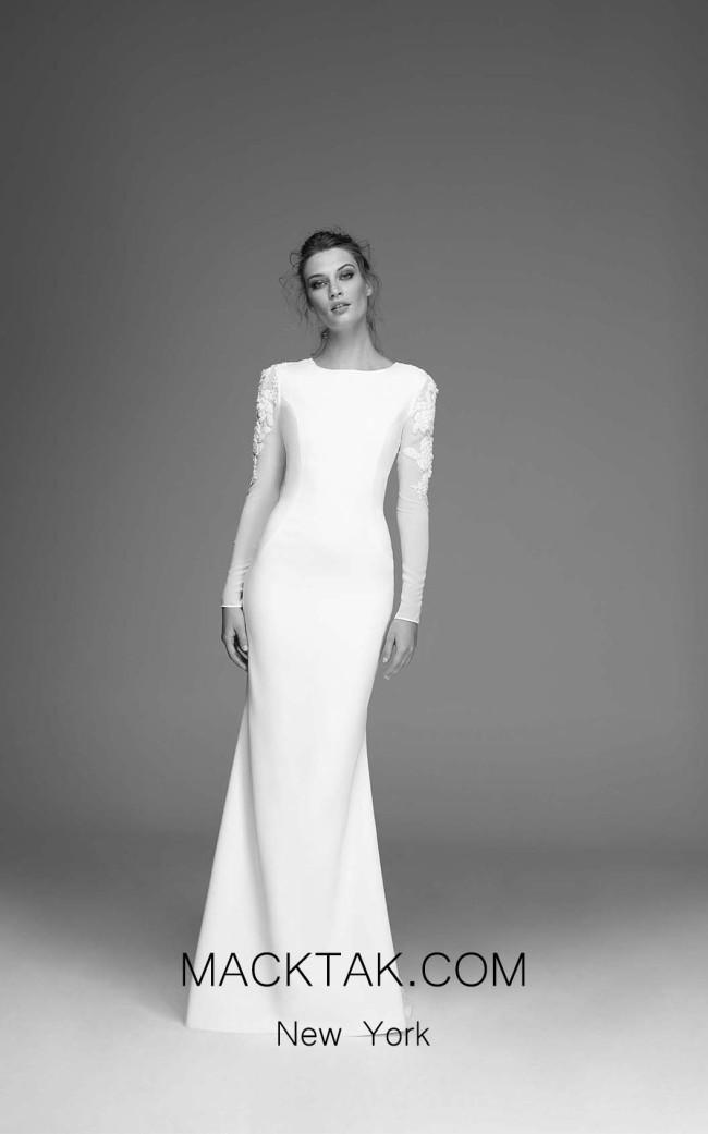 Victoria Isela Front Dress