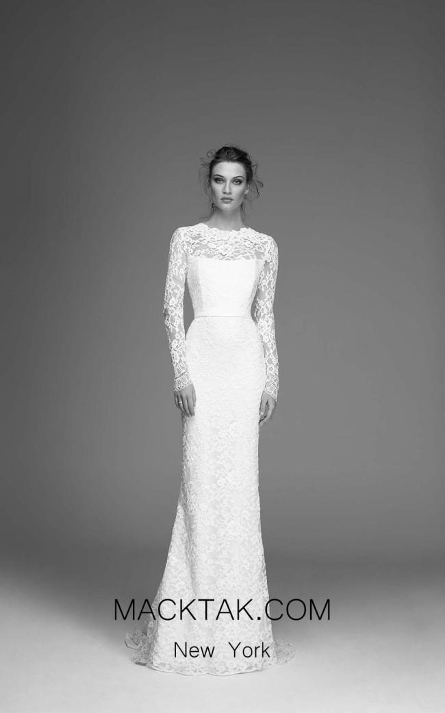 Victoria Isha Front Dress