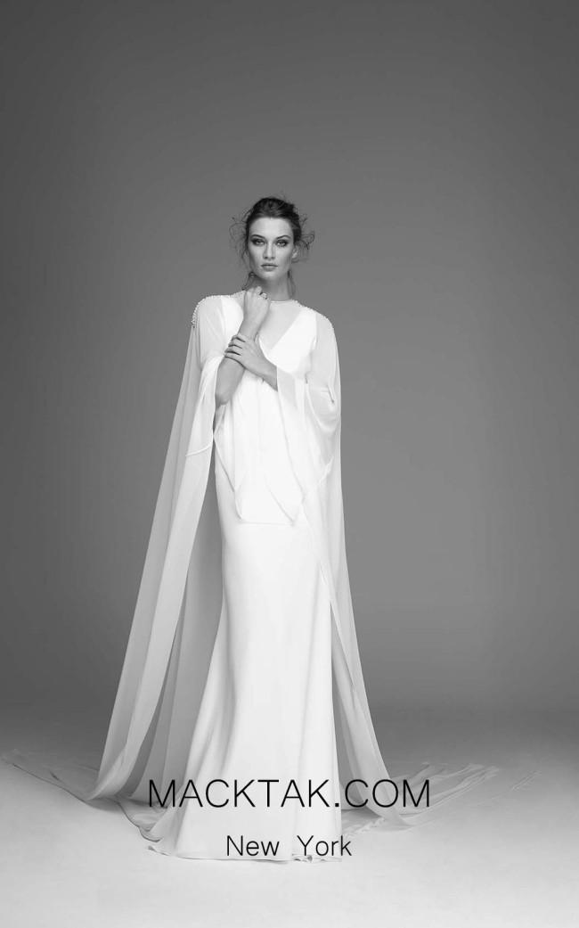 Victoria Ivanka Front Dress