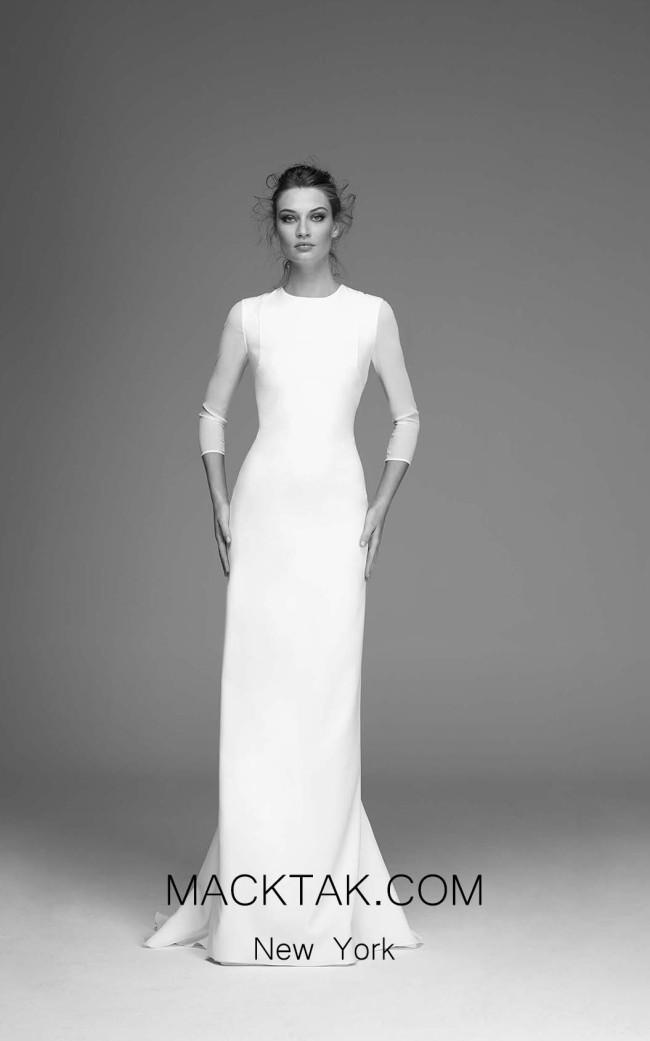 Victoria Ivanna Front Dress