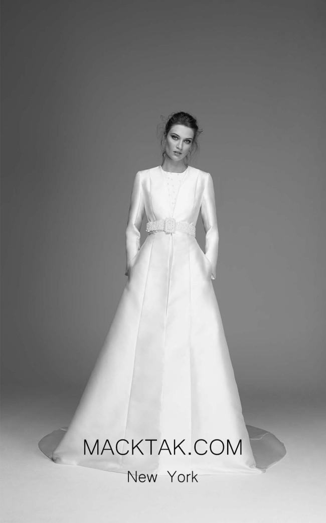 Victoria Ivy Front Dress