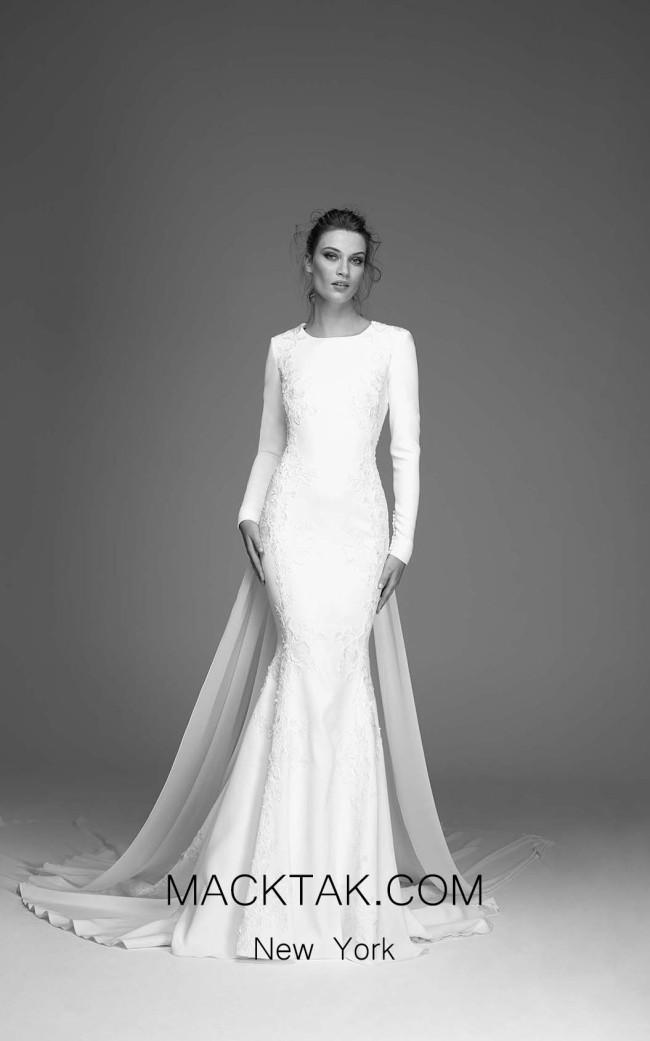 Victoria Izan Front Dress