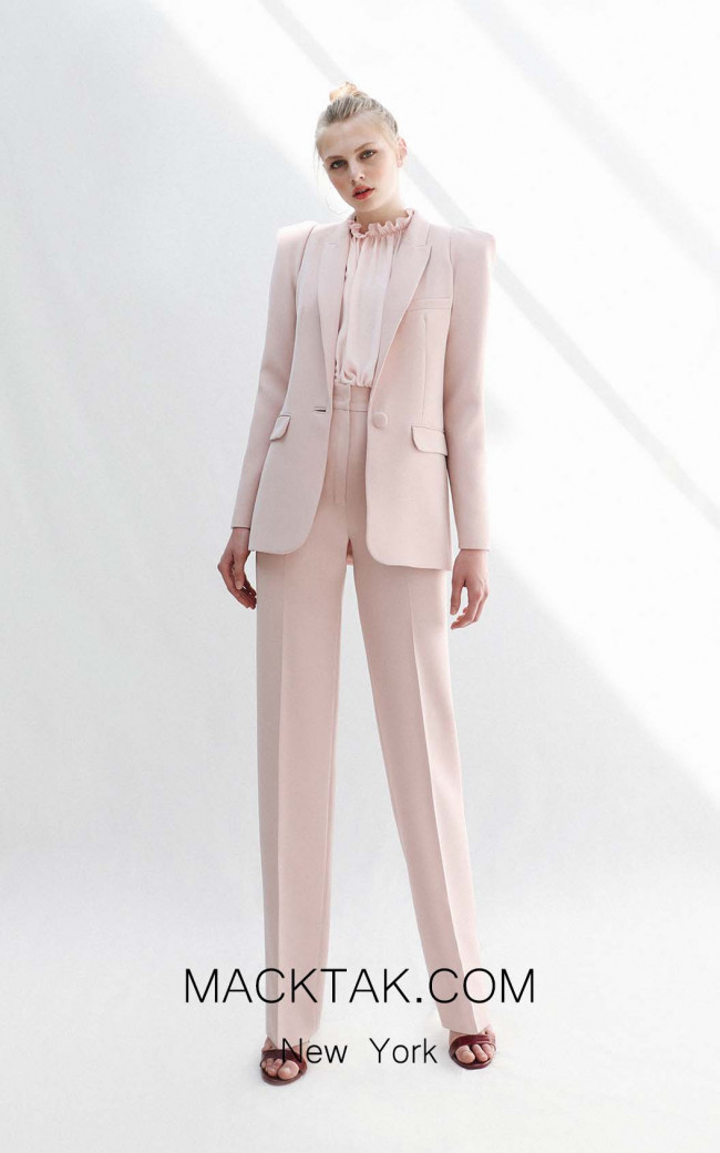 Victoria Jenara Cream Front Dress