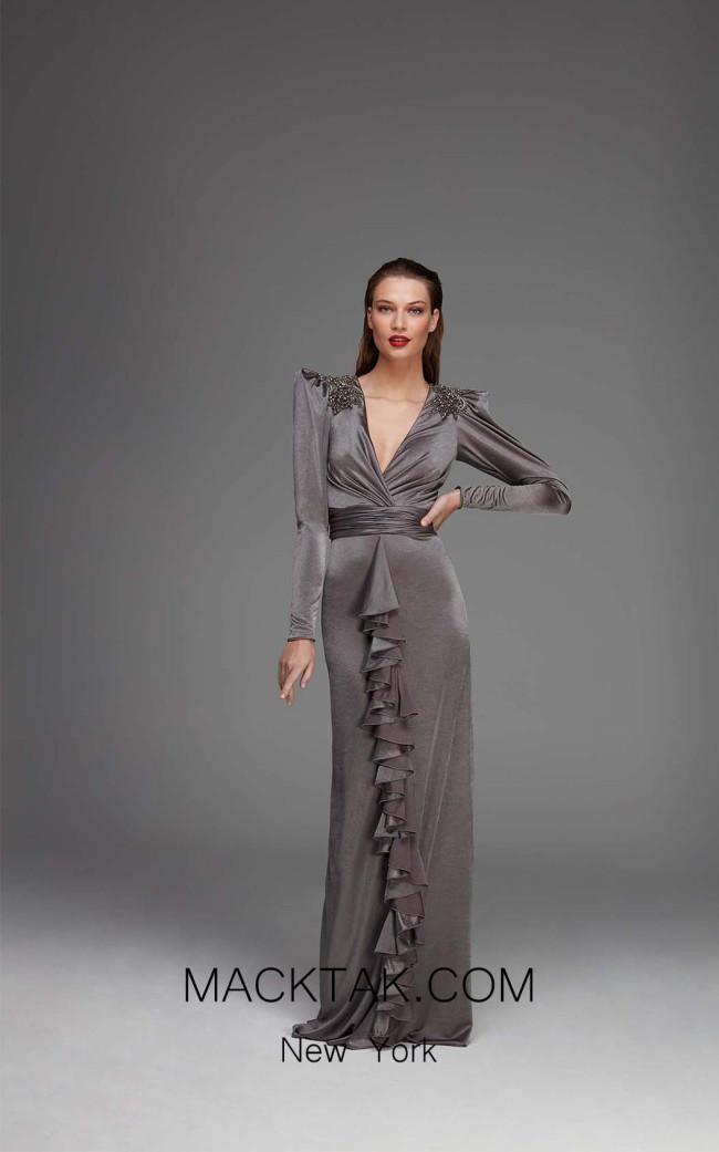 Victoria Justine Front Dress