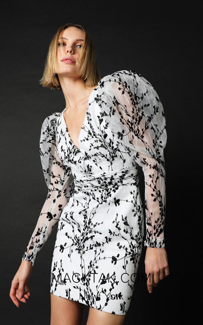 Victoria Kimba Front Dress