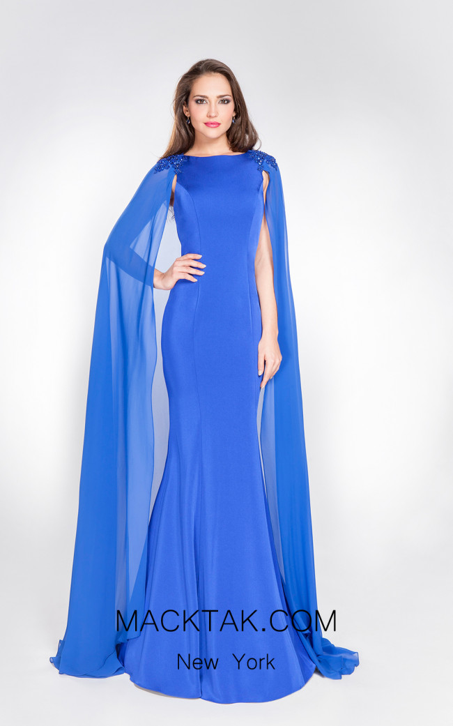 X & M Couture 49050 Front Evening Dress