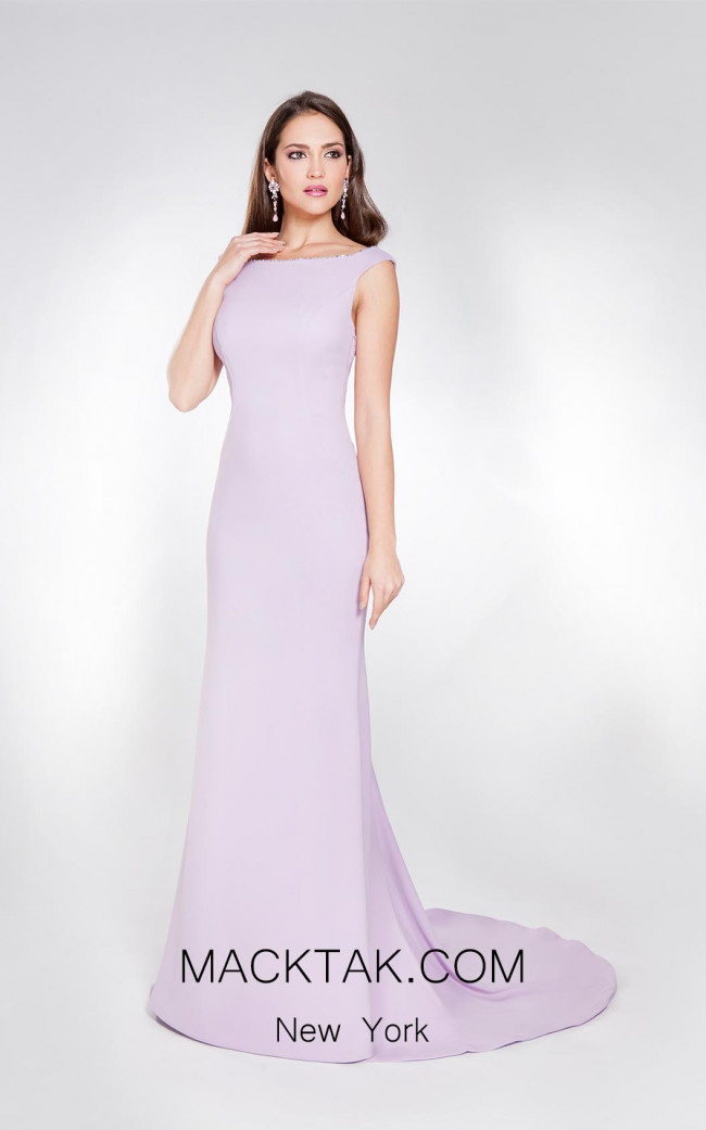 X & M Couture 8059 Front Evening Dress
