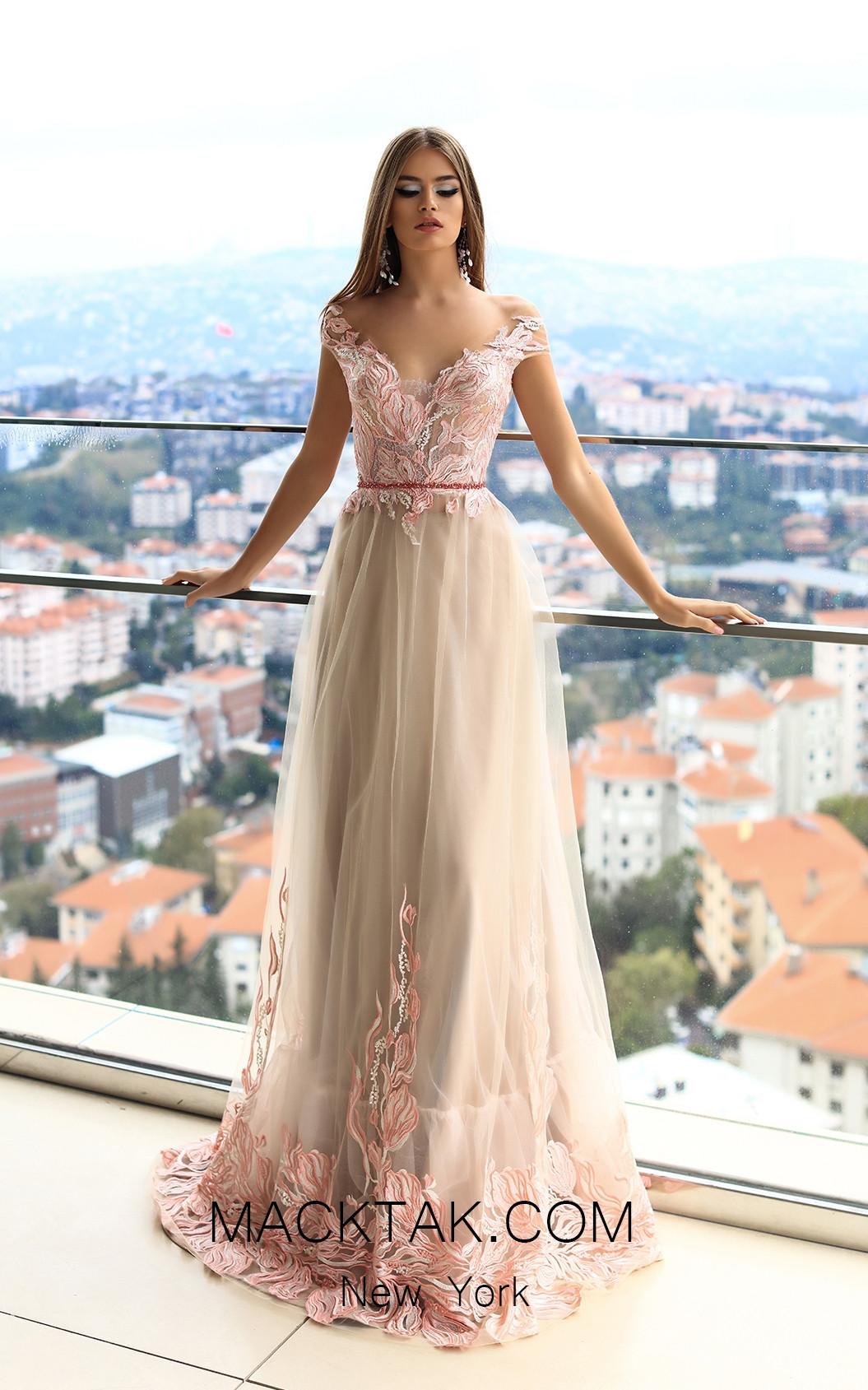 Pollardi Minkar 09006 Dress