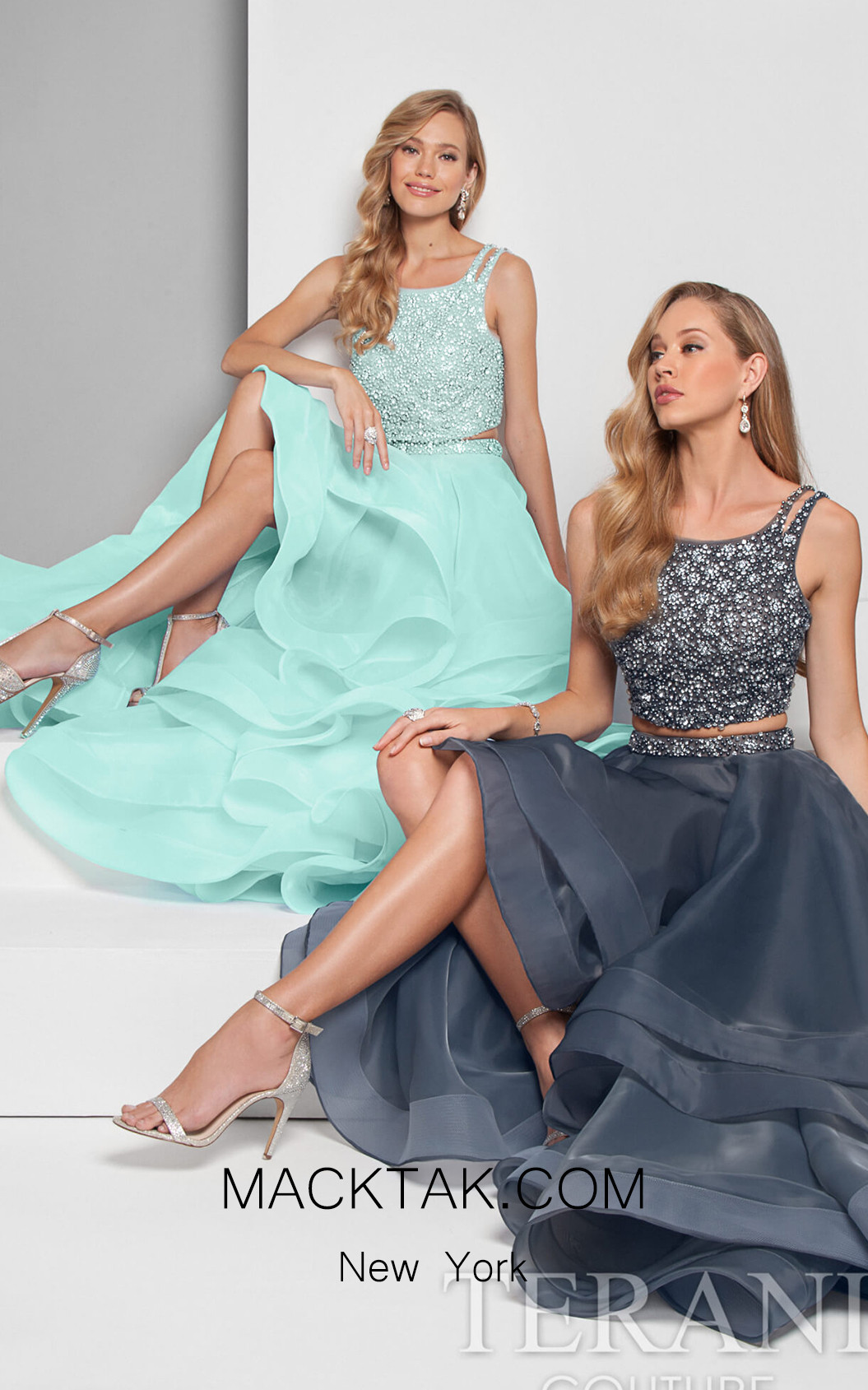 Terani 1711P2692 Front Dress